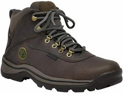 Timberland Men's White Ledge Mid Waterproof Ankle Boot, Blac