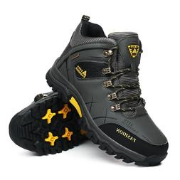 Men's Winter Snow Boots Warm Sports Outdoor Waterproof Ankle
