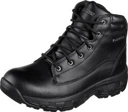 Skechers Men's Work Relaxed Fit Morson Sinatro Hiking Boot w