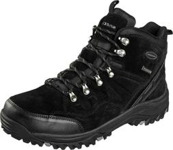 Skechers Men's Work Relaxed Fit Relment Pelmo Hiking Boot Wa