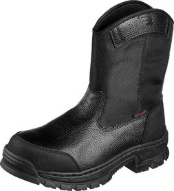 Skechers Men's Work Vinten Wibaux Comp Toe Waterproof Boot w