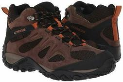 Merrell Men's Yokota 2 Mid Waterproof Leather/Mesh Hiking Bo