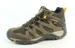 Merrell Mens Alverstone Merrell Stone Hiking Boots Size 11.5