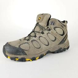 Men's Merrell Brindle Moab 2 Mid GTX Earth Hiking Shoes Bo
