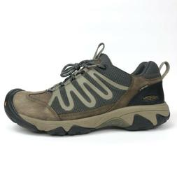 KEEN Mens Keen Dry Low Lace Up Hiking Shoes Boots Sz US 9.5