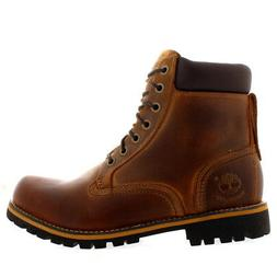 Mens Timberland Earthkeepers Rugged 6 Inch Plain Toe Casual