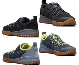 Mens Columbia Fairbanks Low Trail Running Shoes Hiking Boots