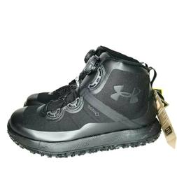 Mens Under Armour Fat Tire Gore-Tex BOA Hiking Boots Black S