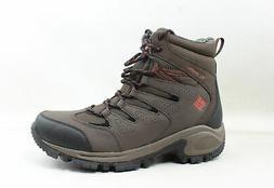 Columbia Mens Gunnison Cordovan, Sanguine Hiking Boots Size