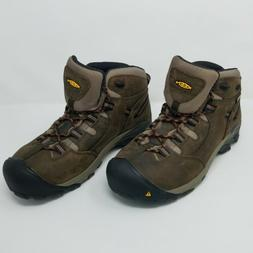 Keen Mens High Top HIKING Boots Size 11.5EE Keen Dry Waterpr