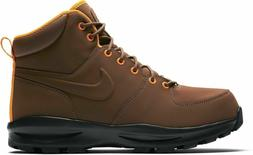 Nike Manoa Leather Men's Hiking Boots 454350 203 Fauna Brown