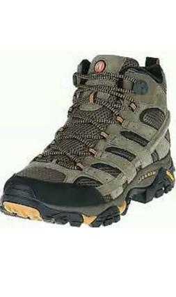 Mens Merrell Moab 2 Mid Gore-Tex Waterproof  Leather Hiking