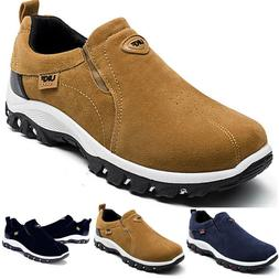 Mens Non Slip Safety Work Boots Steel Toe Cap Shoes Trainer