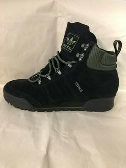 Mens Adidas Originals Jake Boot 2.0 Hiking Black Nubuc Athle