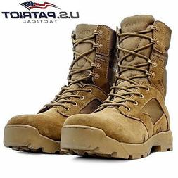 Mens OTB Combat NON-SAFETY Army Hiking Tactical Walking Mili
