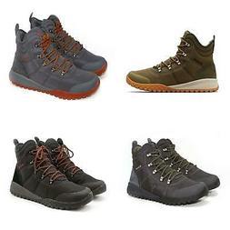 mens outdoor trail boots fairbanks omni heat