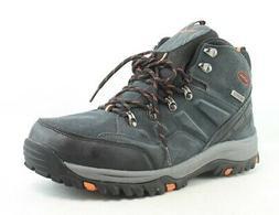 Skechers Mens Relment Pelmo Gray Hiking Boots Size 11