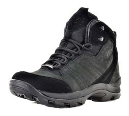 Mens Sigma Saster 5 Hiking Boots - Black Nubuck