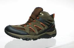 Merrell Mens Slate Black Hiking Boots Size 11