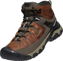 Keen Mens Targhee III Mid Waterproof Hiking Boots Up to UK16
