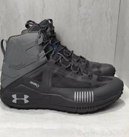 Under Armour Mens Verge 2.0 Mid GTX Grey Hiking Boots Size 1