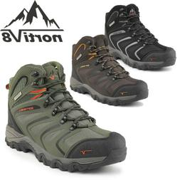 Mens Waterproof Hiking Boots Backpacking Lightweight Outdoor
