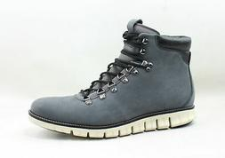Cole Haan Mens Zerogrand Hiker Ii Gray Hiking Boots Size 11