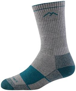 Darn Tough Coolmax Boot Full Cushion Sock - Women's Gray/Tea