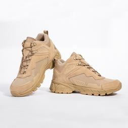 Military Tactical Boots Combat Ankle Hiking Boots Lightweigh