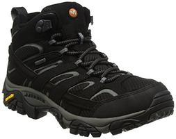 Merrell Women's Moab 2 Mid GTX Hiking Boot Black 7.5 B US
