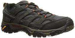 Merrell Men's Moab 2 Vent Hiking Shoe, Beluga, 10.5 M US