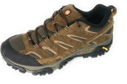Merrell Men's Moab 2 Vent Hiking Shoe, Earth, 9 M US