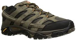 Merrell Men's Moab 2 Vent Hiking Shoe, Walnut, 8 2E US