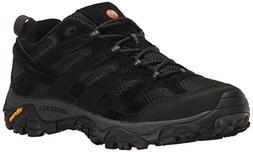 Merrell Men's Moab 2 Vent Hiking Shoe, Black Night, 10.5 M U
