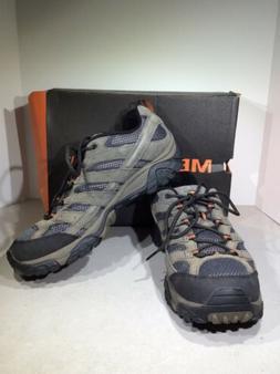 Merrell Moab 2 Vent Men's Sz 12 Beluga Gray Hiking Shoes X