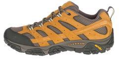 Merrell Moab 2 Vent Ventilator Gold Hiking Boot Shoe Men's U