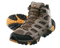 Merrell Moab 2 Vent Ventilator Mid Walnut Hiking Boot Men's