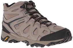 Merrell Men's Moab Fst Ltr Mid Waterproof Hiking Boot, Bould