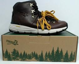 Danner Mountain 600, #62258, Dark Brown, Suede, Hiking Boots
