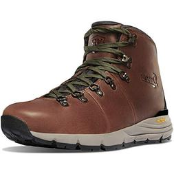"Danner Men's Mountain 600 4.5"" Hiking Boot, Walnut/Green, 9."