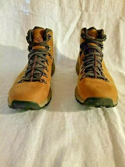 "Danner Mountain 600 Mens Rich Brown Leather 4.5"" Waterproof"