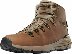 Danner Mountain 600 Womens Rich Brown Suede 4.5in WP Hiking