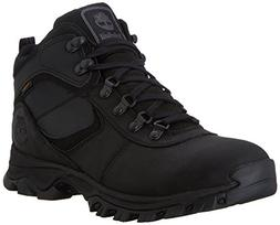 Timberland Men's Mt. Maddsen Hiker, Black 10.5 M US