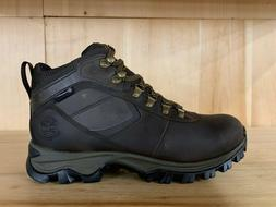 TIMBERLAND MT MADDSEN WATERPROOF HIKING BOOTS BROWN BOOT MEN