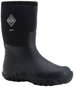 The Original MuckBoots Adult Hoser Mid Boot,Black,8 M US Men