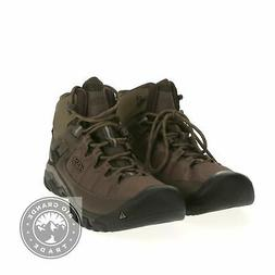 NEW KEEN 1017714 Targhee EXP MID WP Hiking Boot in Bungee Co