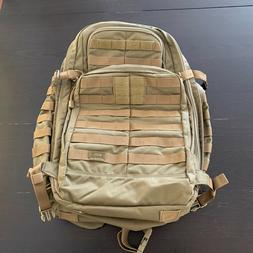 NEW 5.11 Tactical Rush 72 Sandstone Backpack 58602