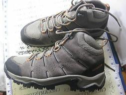 NEW Columbia Lakeview 5204-227 Mid Men's Suede Leather Hikin