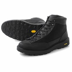 """NEW Danner DL2 Black Hike or Work Boots, 5"""", Italy Made, Lea"""