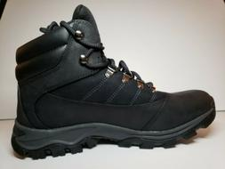 New Timberland Hiking Boots- Black Rangeley Mid Noir 9811R S